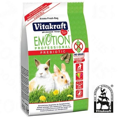 Emotion Professional Prebiotic pour lapin nain