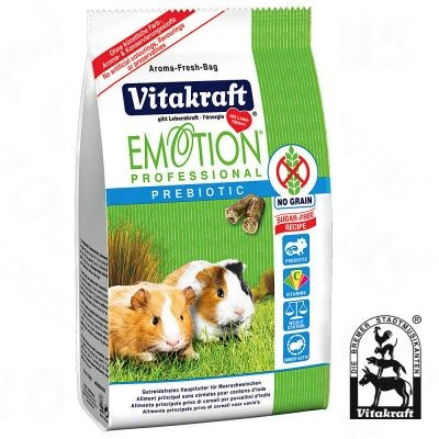 Emotion Professional Prebiotic pour cochon d'inde