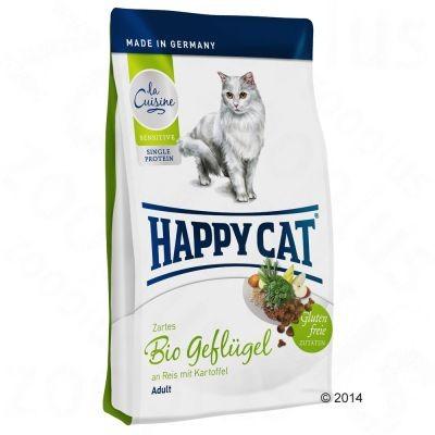 Happy Cat La Cuisine volaille bio
