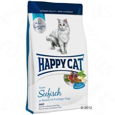 Happy Cat La Cuisine poisson de mer