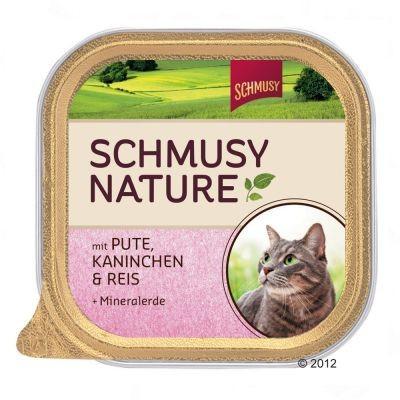 Schmusy Nature pour chat et chaton