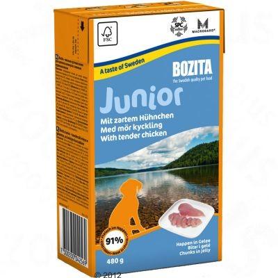 Bozita Junior Bouchées en gelée