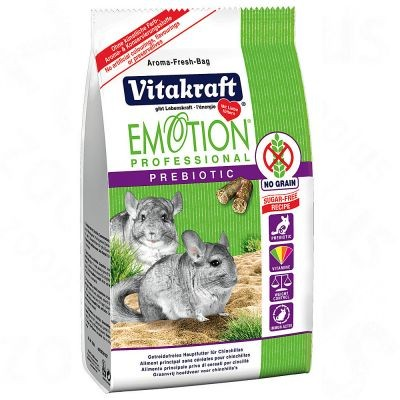 Emotion Professional Prebiotic pour chinchilla