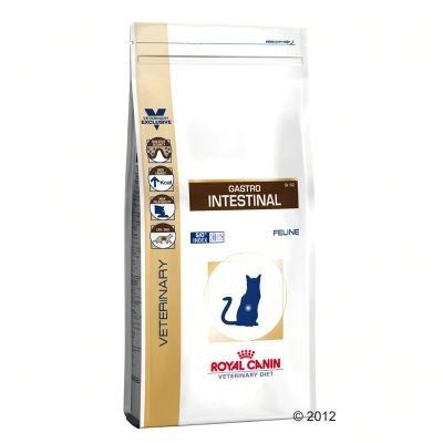 Veterinary Diet Gastro Intestinal pour chat