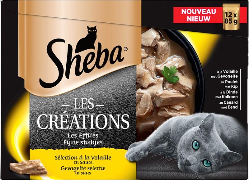 Sheba® Les Créations