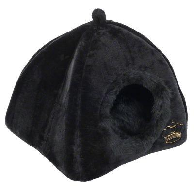 Niche Royal Pet Black pour chat et petit chien