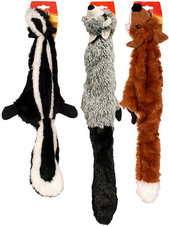 Animaux sauvages - peluches