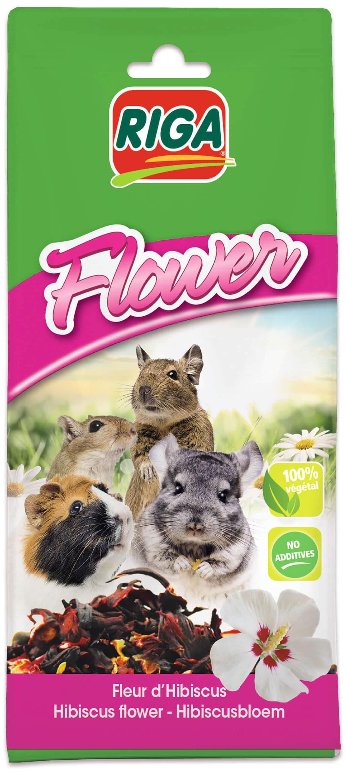 Flower, 100% fleurs d'hibiscus