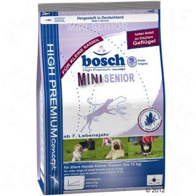 Bosch Adult Mini Senior pour chien