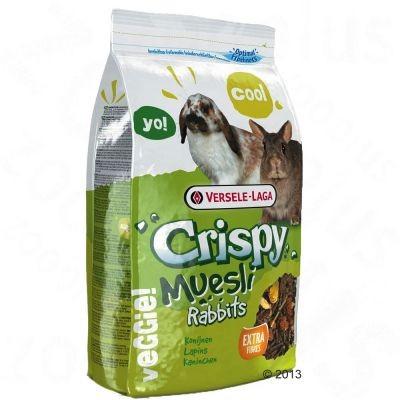 Crispy Muesli pour lapin nain