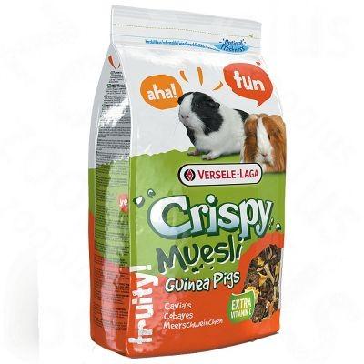 Crispy Muesli pour cochon d'inde