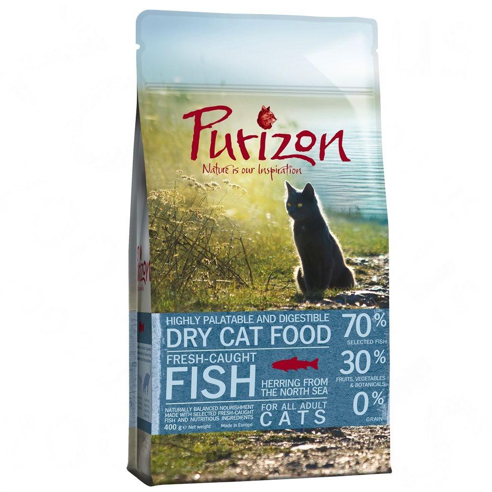 Purizon Adult poisson sans céréales pour chat