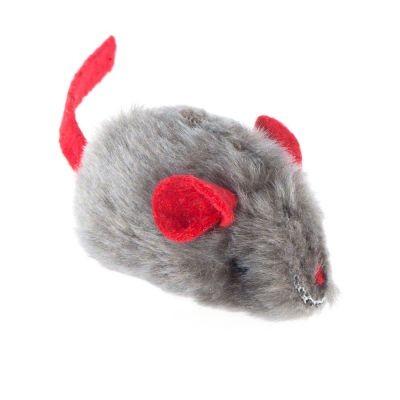 Souris sonore avec menthe à chat
