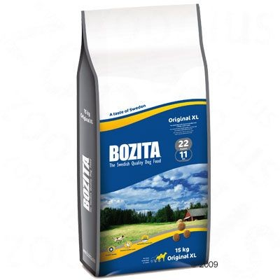 Bozita Original XL pour chien