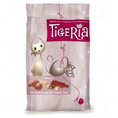 Lot de 7 friandises Tigeria