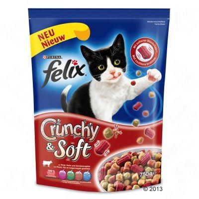 Crunchy & Soft