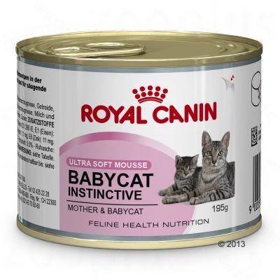 Babycat Instinctive Mousse