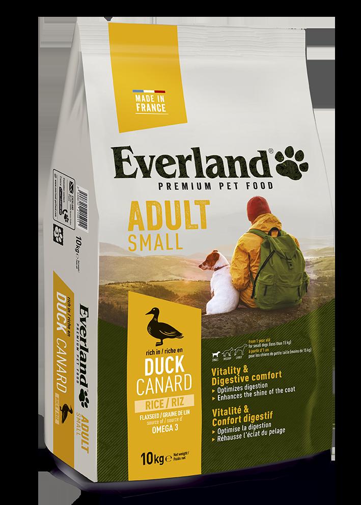 Croquettes premium pour chiens adultes de petite taille