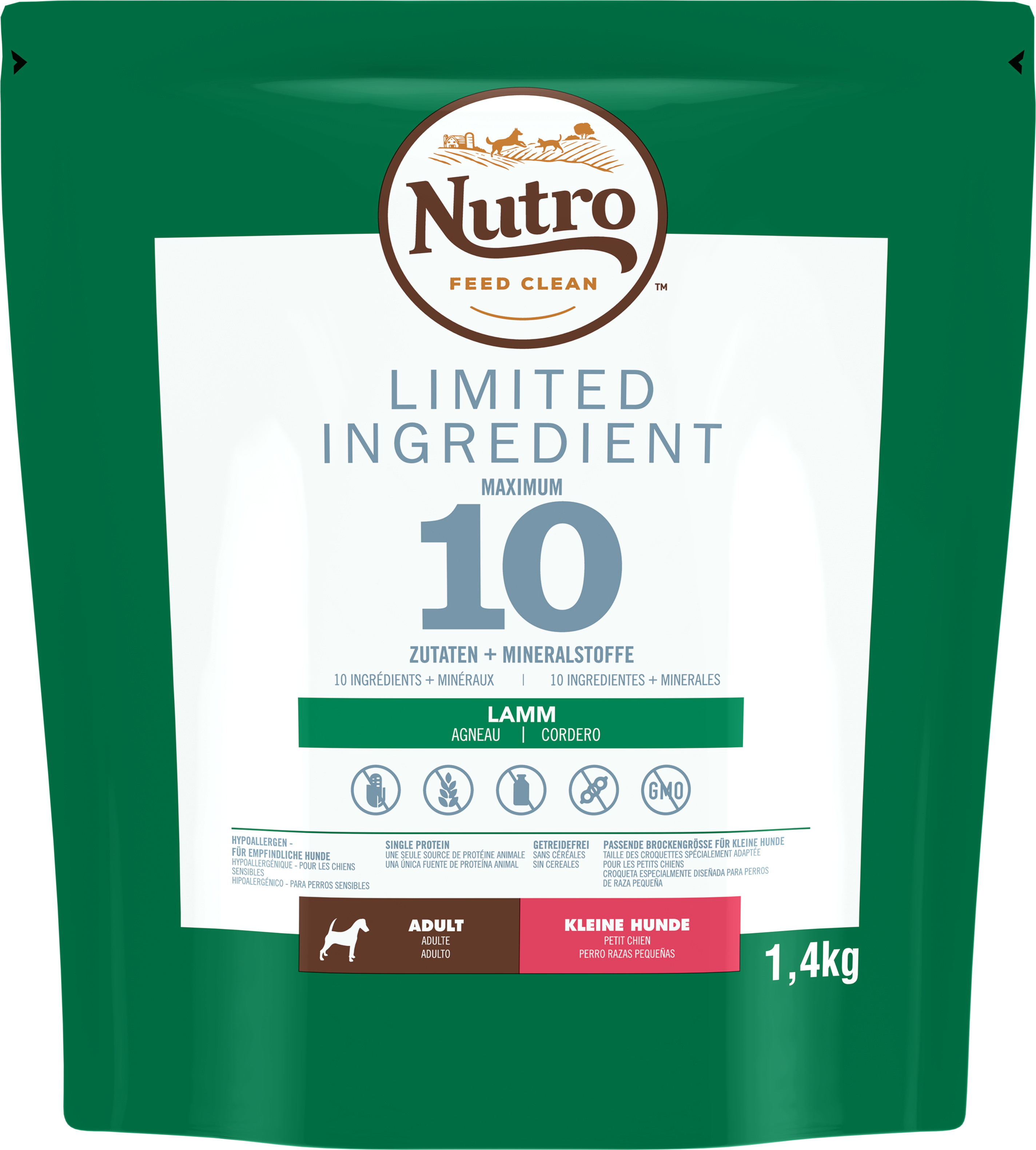 NUTRO™ LIMITED INGREDIENT Petit Chien Adulte