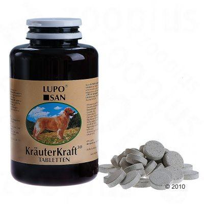 Comprimés Luposan Kräuterkraft 30 pour chien