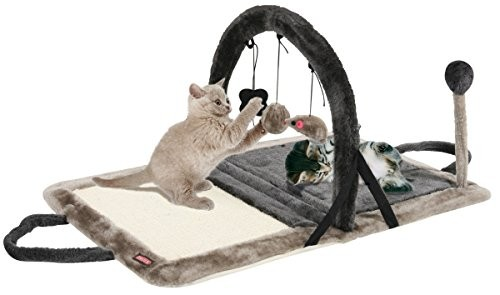 Tapis d'éveil pour chat Fun Space