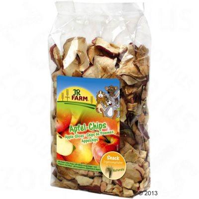 Chips de pomme pour rongeur et lapin