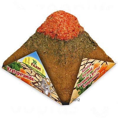 Pyramide à griffer pour rongeur