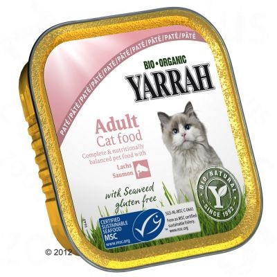 Yarrah Wellness Bio pour chat