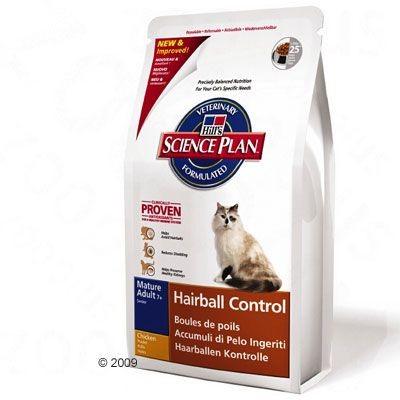 Feline Hairball Control Adult 7+