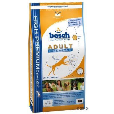 Bosch Adult poisson et pommes de terre