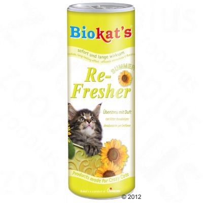 Désodorisant Biokats Re-Fresher
