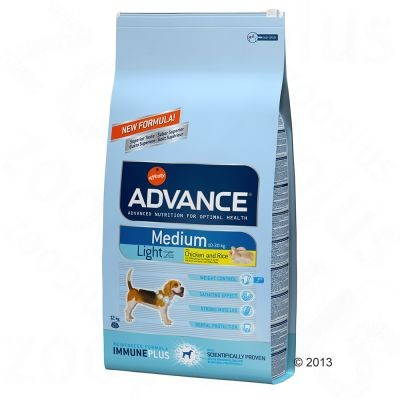 Advance Medium Light