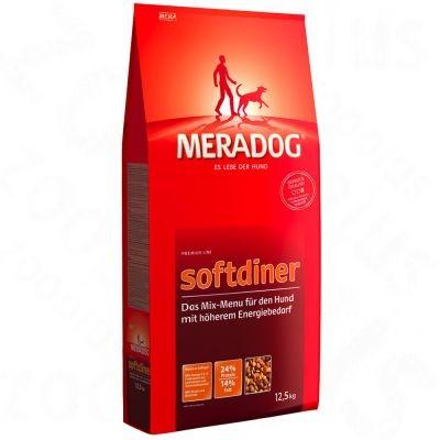 Meradog Softdiner pour chien