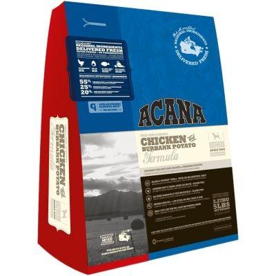 Acana Dog Chicken & Burbank Potato pour chien