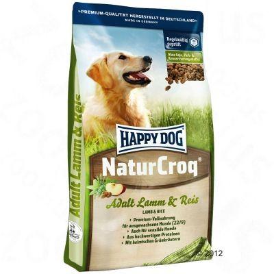 NaturCroq agneau et riz
