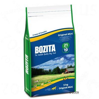 Bozita Original Mini pour chien