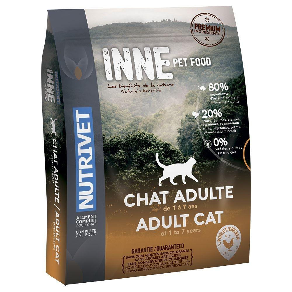 Nutrivet Inne Cat Adult au poulet pour chat