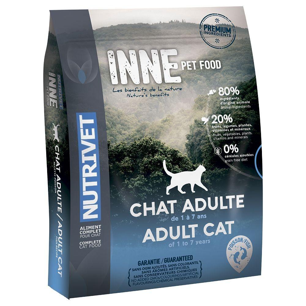 Nutrivet Inne Cat Adult au poisson pour chat