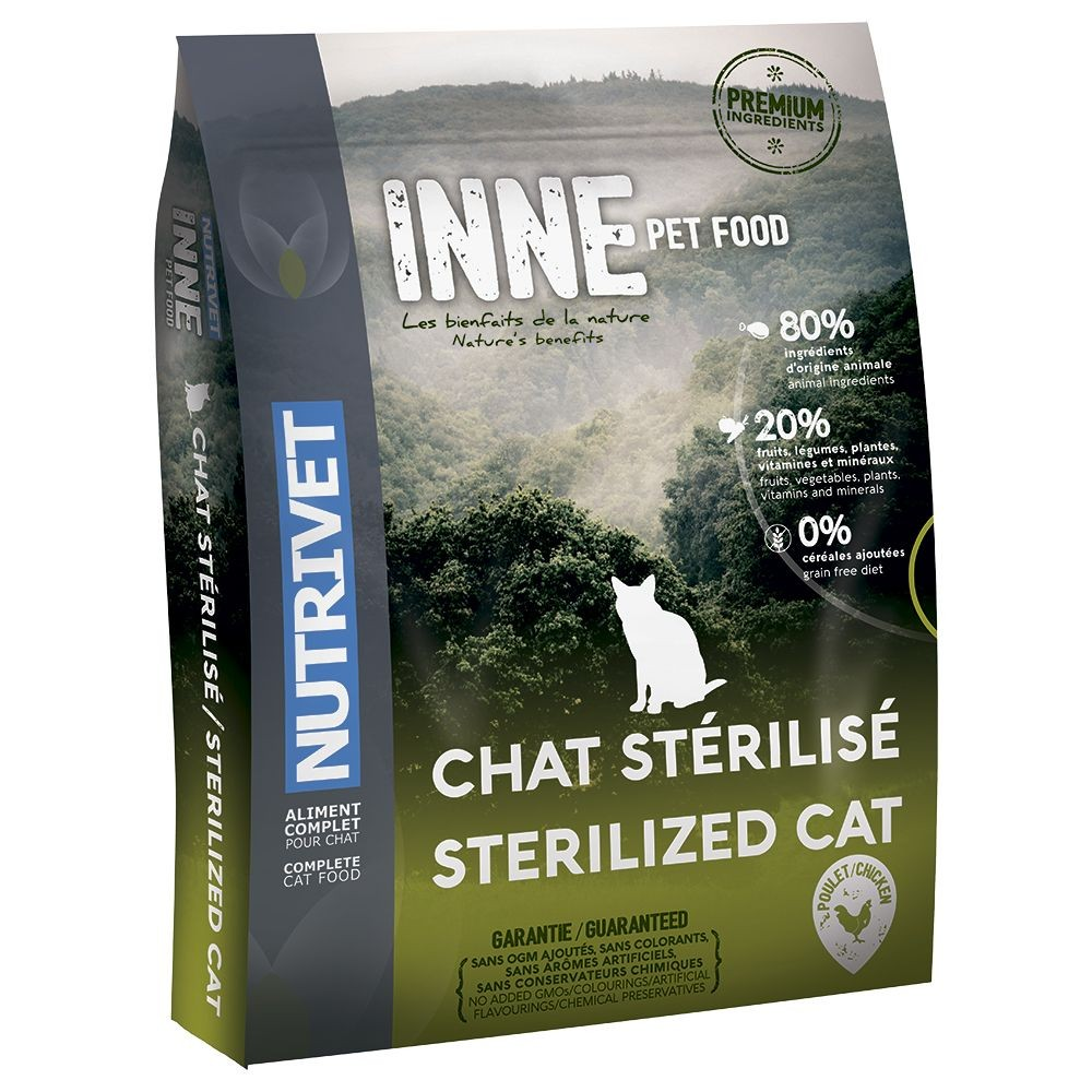 Nutrivet Inne Cat Sterilised pour chat