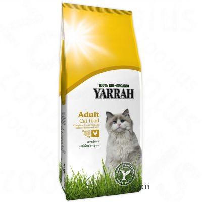 Yarrah bio poulet pour chat