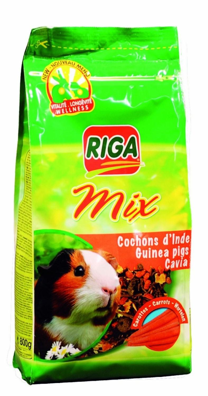 Mix Cochon d'inde Carotte