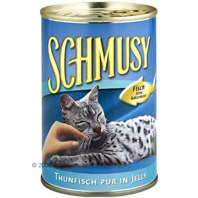 Boîtes Schmusy poisson
