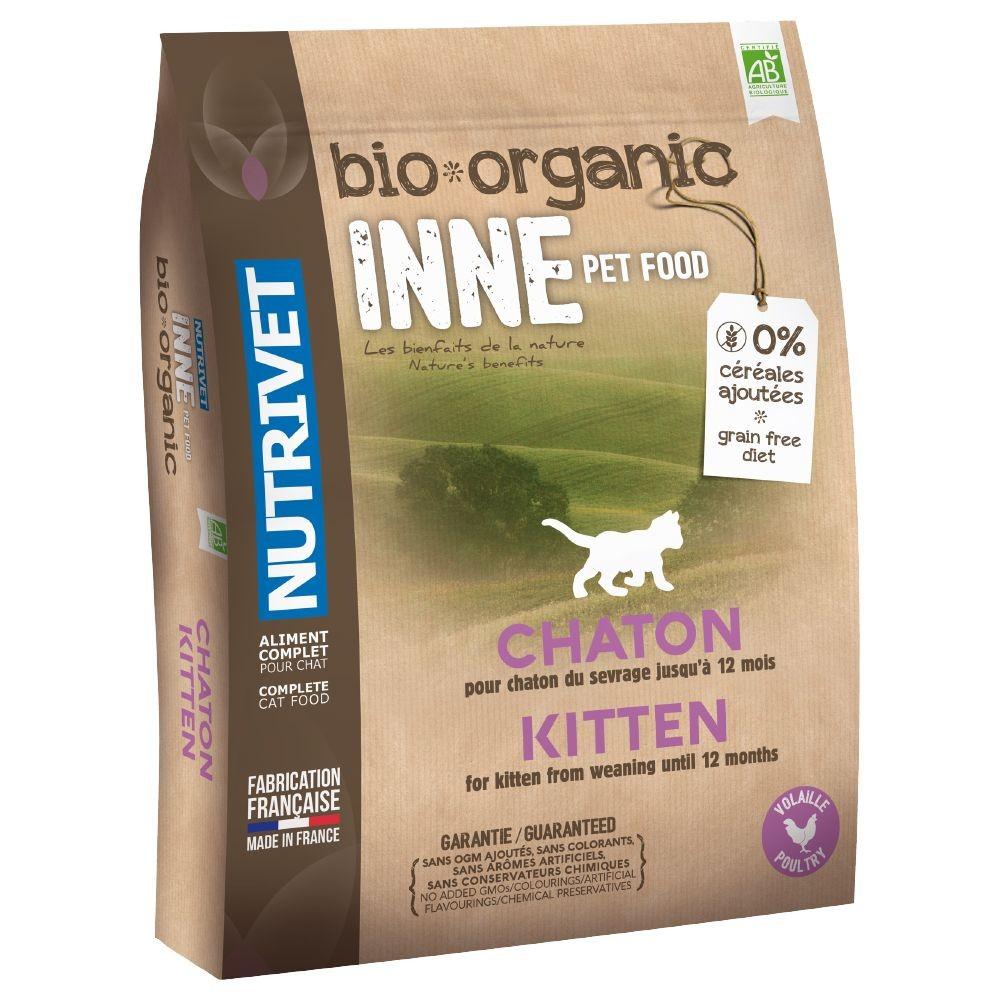 Nutrivet Inne Bio Kitten pour chaton