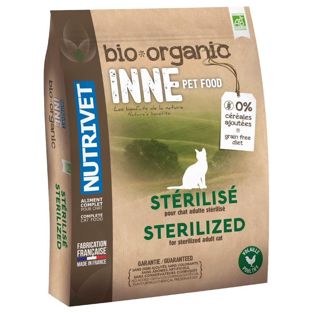 Nutrivet Inne Bio Cat Sterilised pour chat