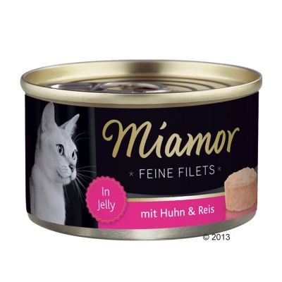 Miamor Filets Fins 6 x 100 g