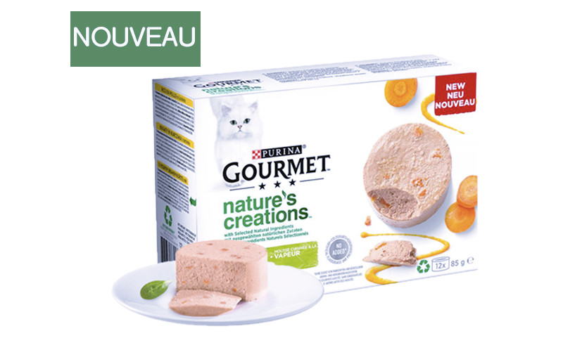 Gourmet™ Nature's Creations Mousse