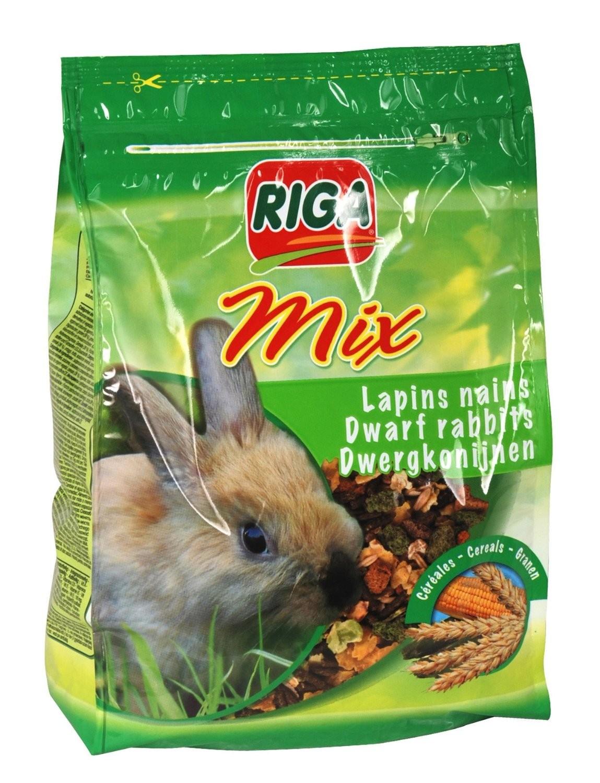 Mix Lapins Nains Céréales