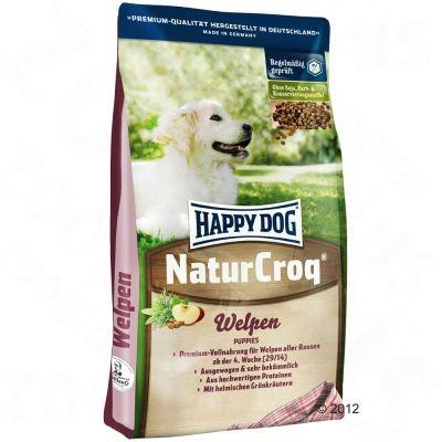 NaturCroq pour chiot