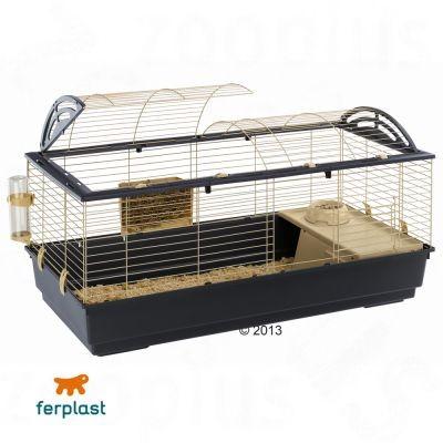 Cage Casita 120 pour lapin et cochon d'inde