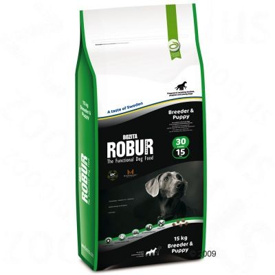 Bozita Robur Breeder & Puppy 30/15
